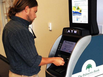Give Your Company a Recruiting Advantage with an ATM as a Benefit for Employees