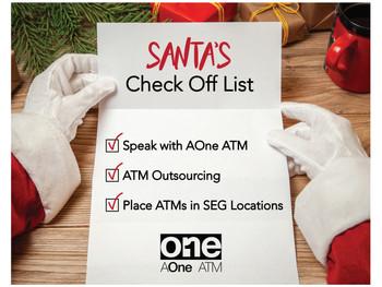 Santa's Check Off List