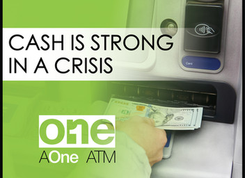 Cash is Strong in a Crisis – the Role of ATMs in the Coronavirus Pandemic