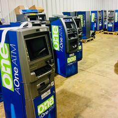 SCDMV ATMs getting ready for deployment.