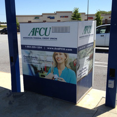 Anderson Federal Credit Union Drive Up A