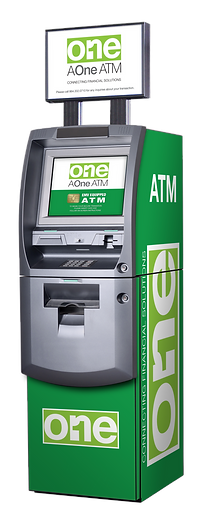 AOneATM Branded ATM
