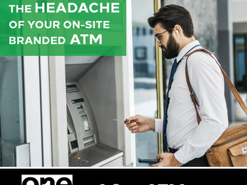 Eliminate the Headache and Hassle of Your Employee Group ATM Program!