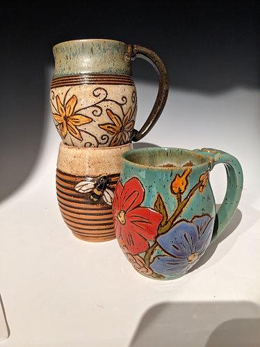 Jacque's mugs