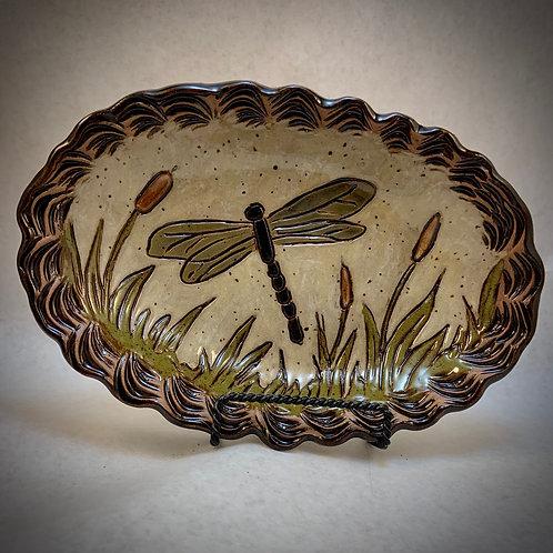 Dragonfly Dish