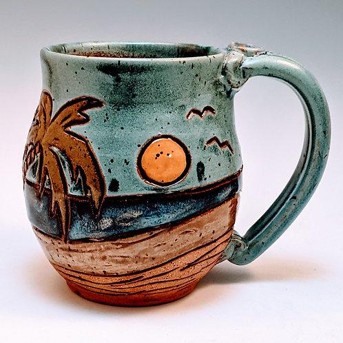 Pine island mug
