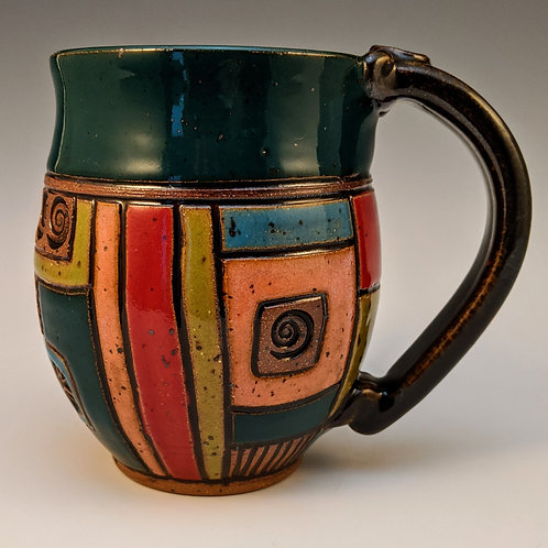 Mug of many colors
