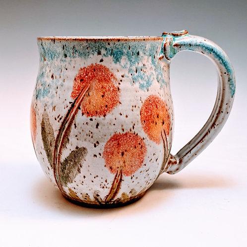pop flower mug