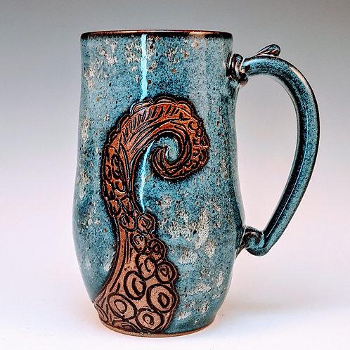 Tentacle extra tall mug