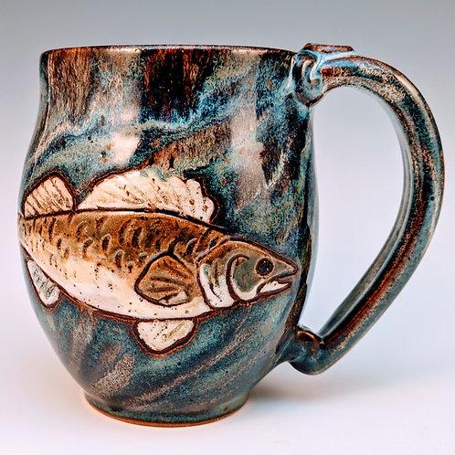 Walleye trout