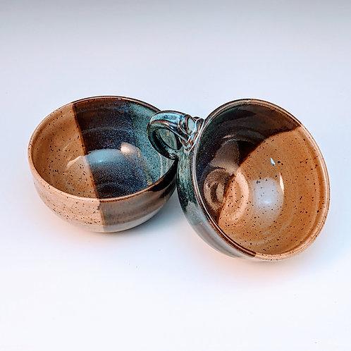 Soup bowl set of 2