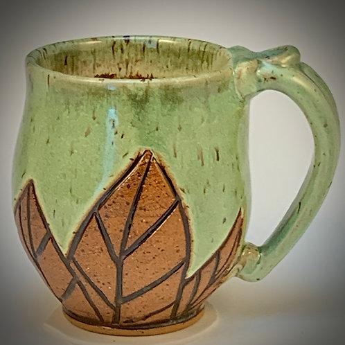 Mini Leaf Mug