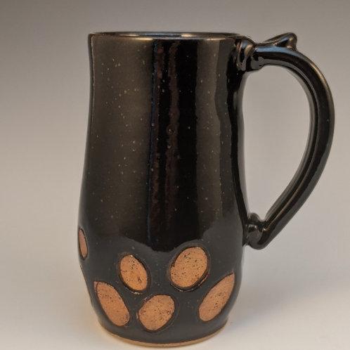 Xbig black thumb mug