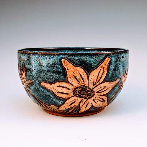Sunflower buddha bowl