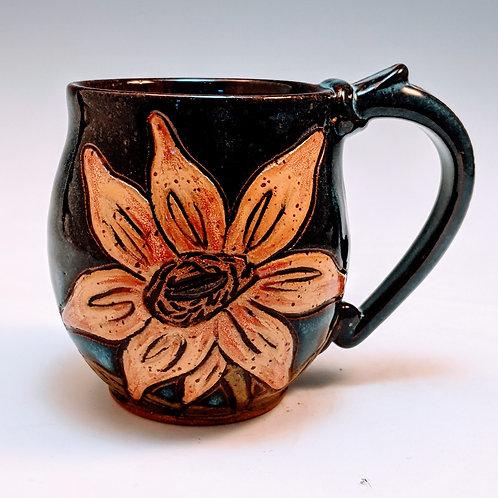 Sunflower mini mug