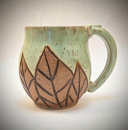 Leaf Mini mug