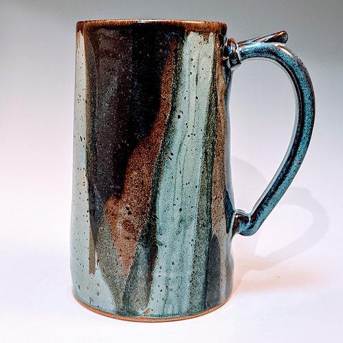 extra tall Ocean jasper mug