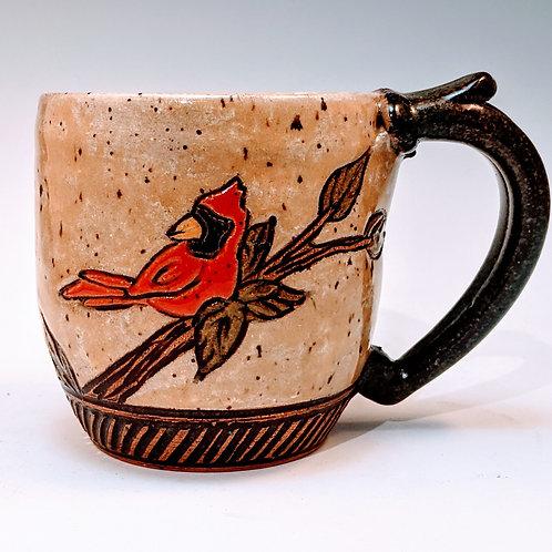 Cardinal mini mug