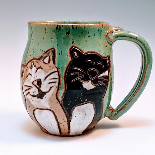 Jojo's custom mug