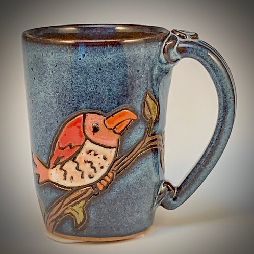 Funky Bird Mug