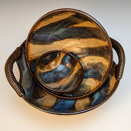 Lizzy jasper bowl set