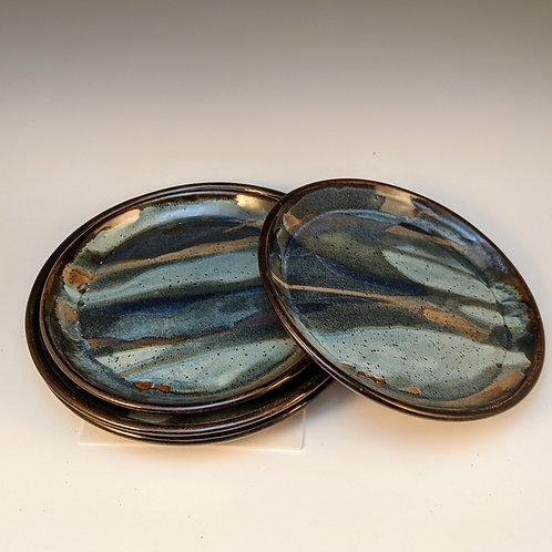 Aquamarine set of 2