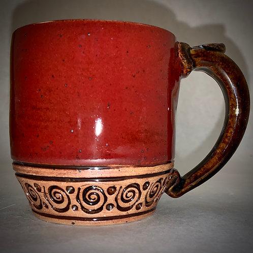Red Mini Mug