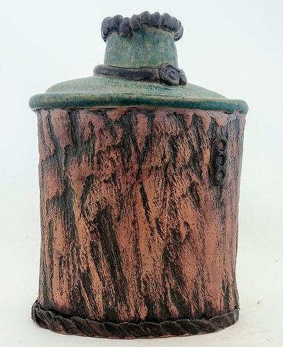 bark bottle