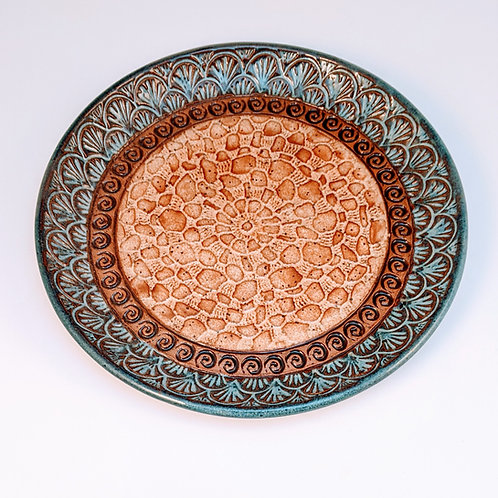 Quilt plate