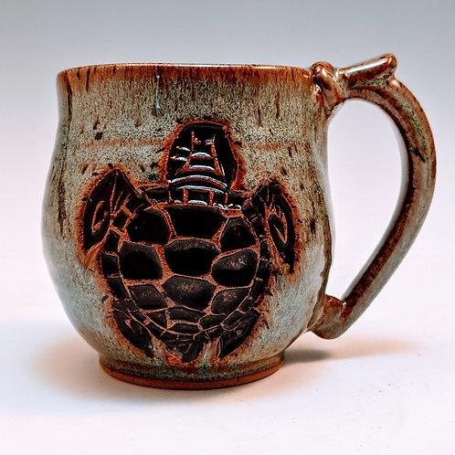 Turtle mini mug