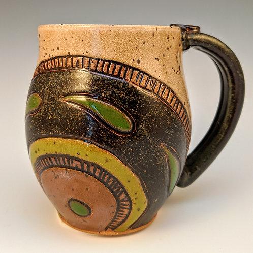 Tree house mug #1