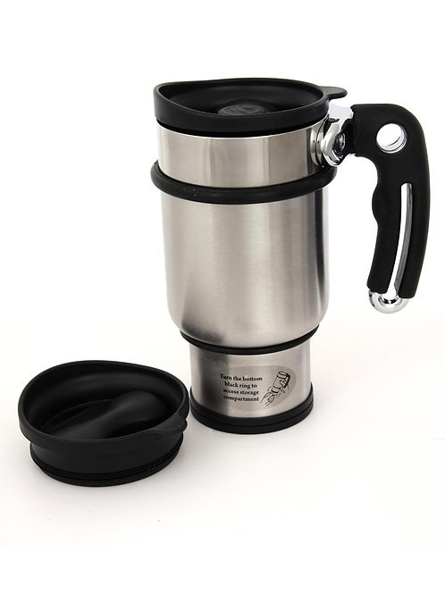 Planetary Designs Double Shot French Press Mug