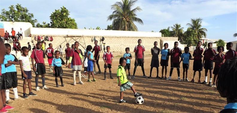 Girls' Soccer 2019