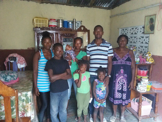 Sultane and her son and sister's childre