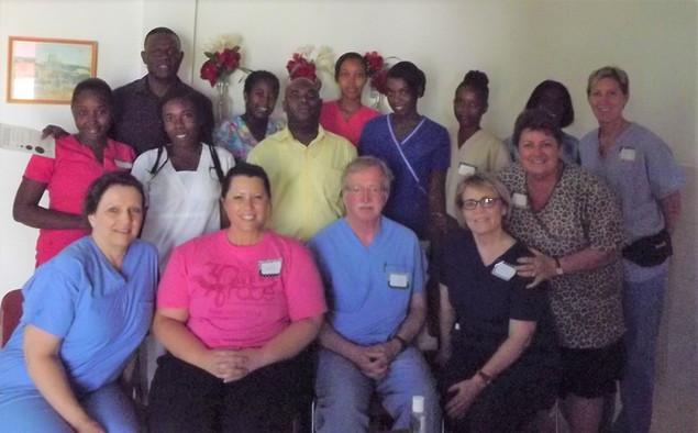 2018 GHADA and Avera breast cancer team.