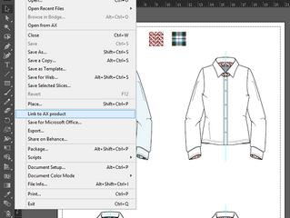 ax is fashion introduces full Adobe Illustrator integration