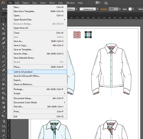 Adobe Illustrator integration