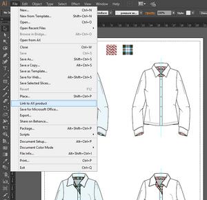 Adobe Illustrator integration