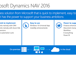 Microsoft Dynamics NAV 2016: are you ready for the change?