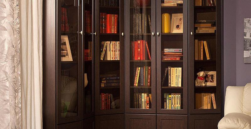 Какую породу дерева лучше выбрать для домашней библиотеки?