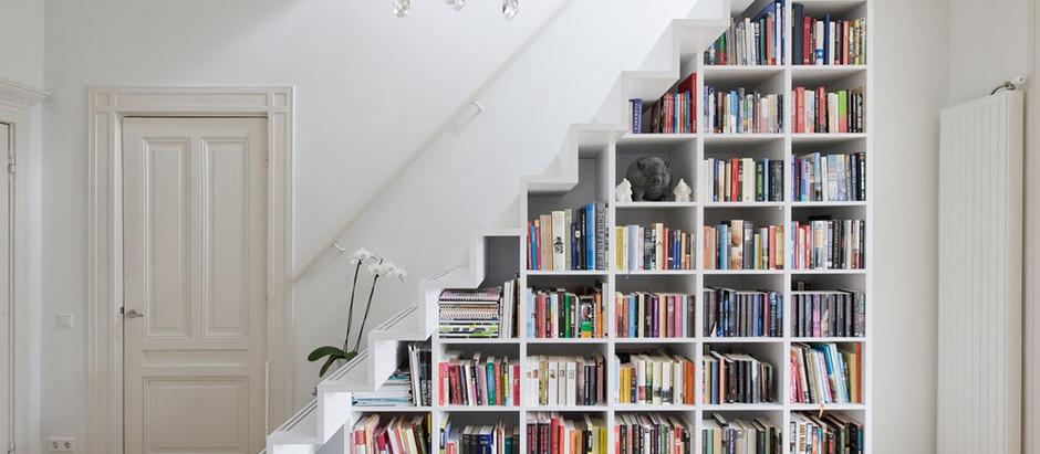Где разместить библиотеку из массива?