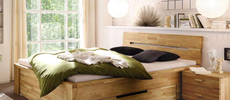 Лучшие породы дерева для спальни