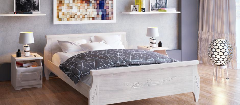 Спальни из массива – что необходимо приобрести?