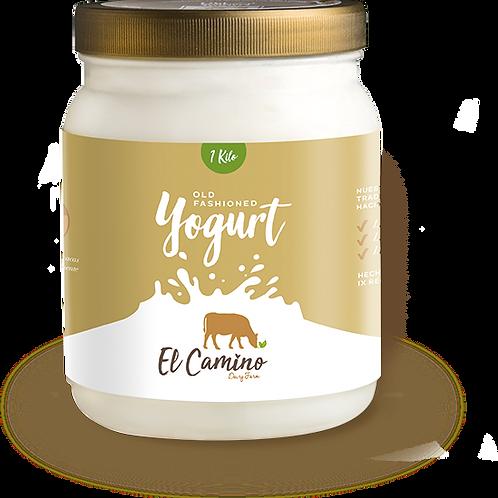 Yogurt Natural- 1 Kilo
