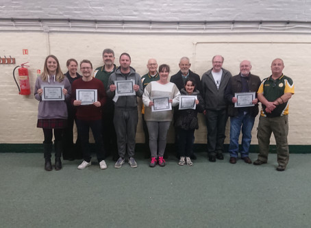 Another Successful Beginner's Course