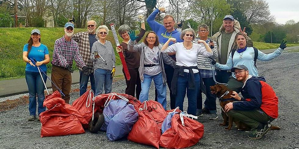 County-Wide Spring Litter Sweep–POSTPONED