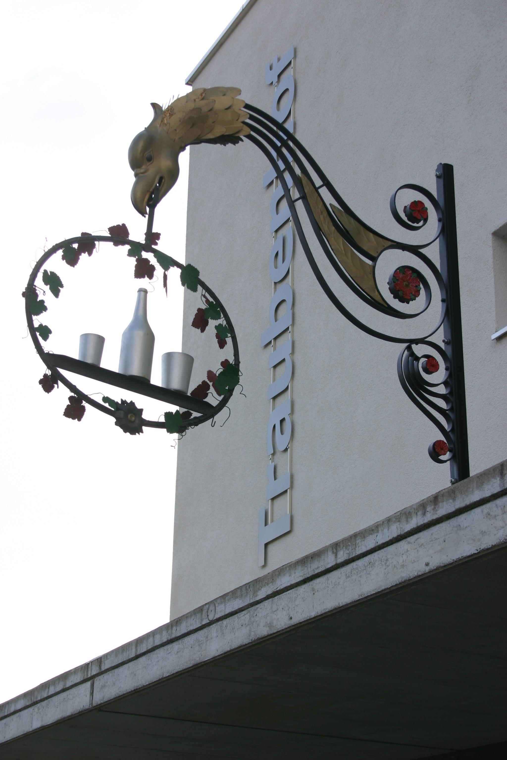 Der Traubenhof in Kriechenwil