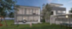 Visualisierung des Projekts Oberdorf1 in Kriechenwil