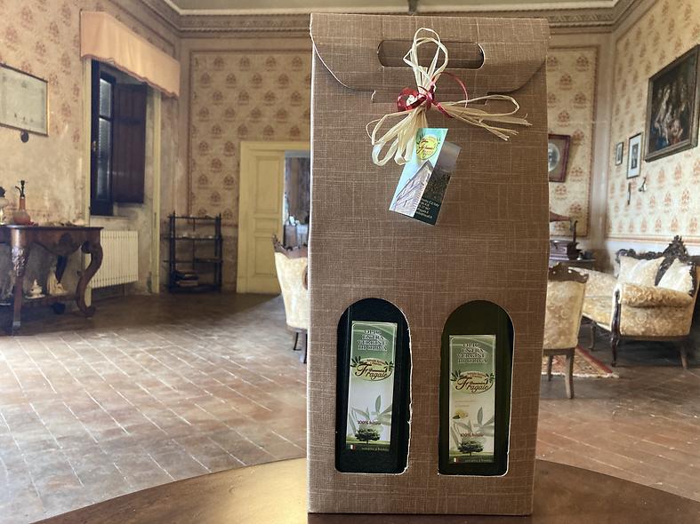 Confezione regalo: Evo & Evo al Limone monocultivar