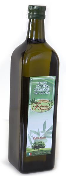 Bottiglia 1lt Olio Extra Vergine di Oliva